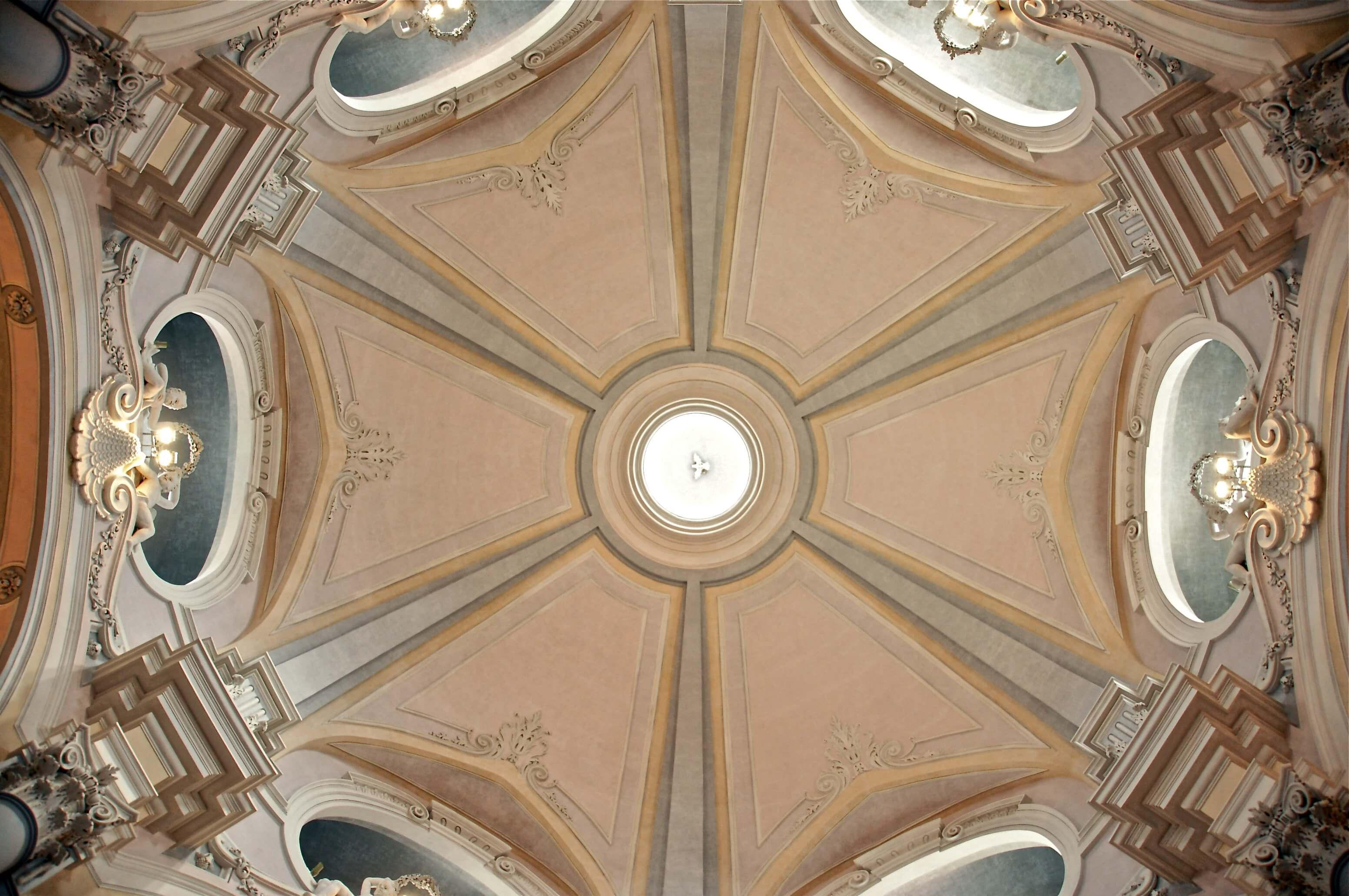 Fondazione Bongianino restauro